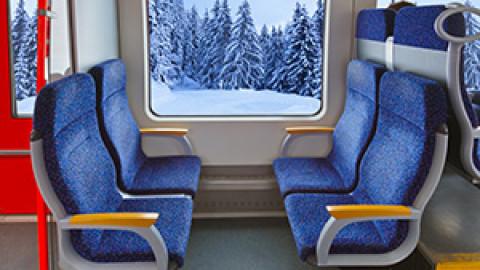Cesta vlakem