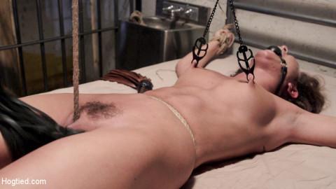 Úprava postele pro BDSM